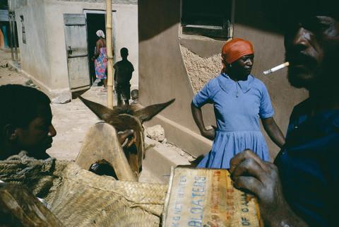 © Alex Webb, Bombardopolis, Haiti, 1986