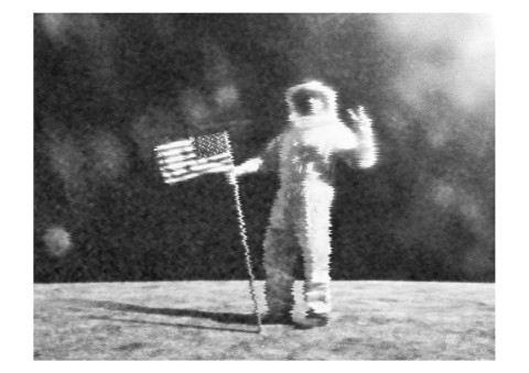 Lądowanie na księżycu - historia prawdziwa. Thomas Herbrich